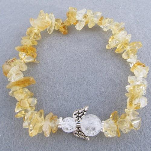Citrin ásvány gyógyhatása - citrin ékszerek az AngyalKövek oldalán